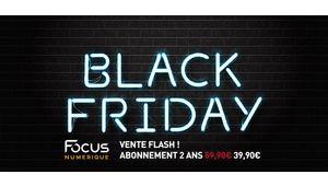 Black Friday – 2 ans d'abonnement à Focus Numérique pour le prix d'un