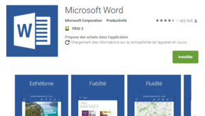 La suite Office sur Android arrive enfin sur les Chromebooks