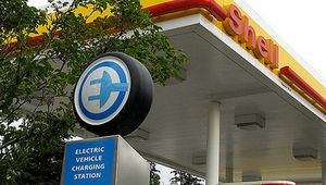 Shell signe avec Ionity pour des stations de recharge rapide
