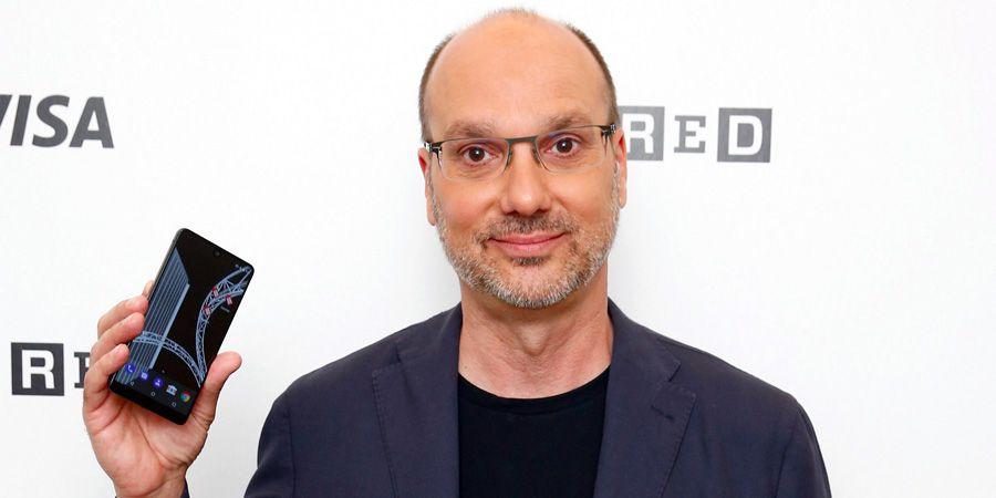 Andy Rubin accusé de comportement inapproprié avant de quitter Google