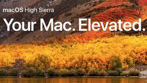 [MÀJ] Une faille majeure découverte dans macOS High Sierra