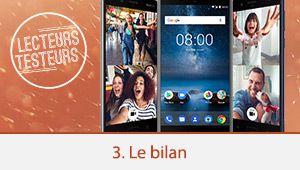 Lecteurs-testeurs Nokia 8: le bilan