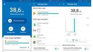 Google vous responsabilise sur votre consommation de data avec Datally