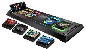 On a testé Dropmix, le jeu qui mélange Hearthstone et Guitar Hero