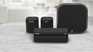 Damson S-Series: un kit home-cinema Dolby Atmos sans fil