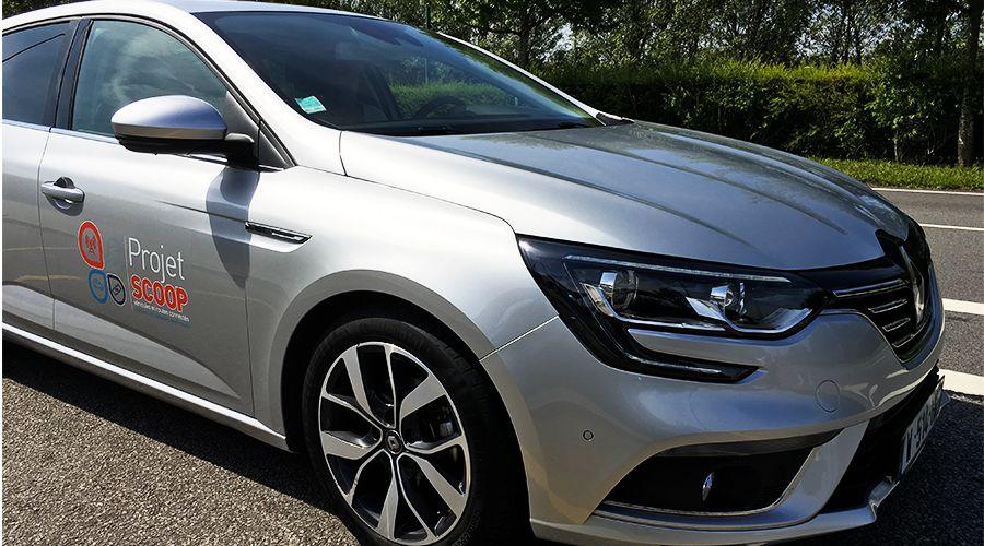 Projet Scoop: Renault fait rouler 1000 Megane connectées