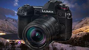 Prise en main et premiers clichés du Lumix G9 par -10°C
