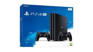 Bon plan – PS4 Pro + 2e manette + jeu Qui es-tu? à 340€