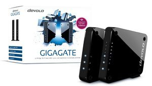 Quatre kits Devolo GigaGate à gagner!