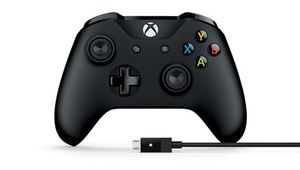 [MàJ] Prime Day – Manette Xbox One sans-fil avec câble pour PC à 39€
