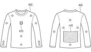 Samsung dépose un brevet pour des vêtements connectés