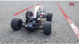 IronCar, le premier championnat français de mini voitures autonomes