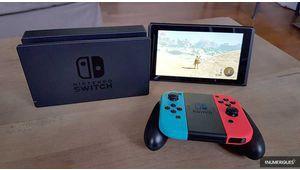 Nintendo: 10 millions de consoles Switch vendues en neuf mois