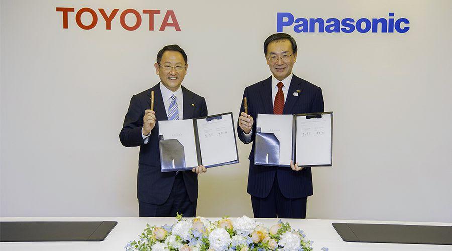 Toyota – Panasonic: vers une standardisation de la batterie