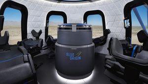 [MàJ] Blue Origin: la vidéo complète d'un voyage sub-orbital
