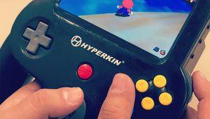 Un prototype de Nintendo 64 portable en fuite sur le web