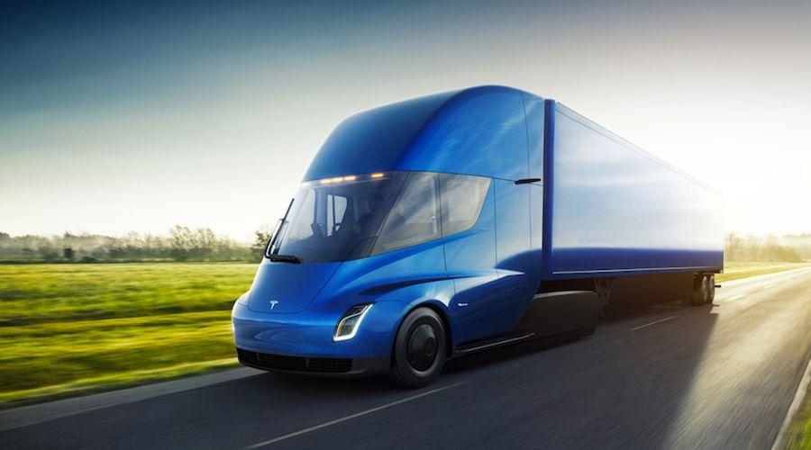 Pepsi commande 100 camions électriques Tesla Semi