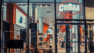 Cobra ouvre un nouveau magasin à Paris