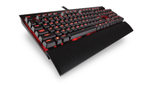 Bon plan – Clavier mécanique Corsair K70 Lux à 70 € en Cherry MX Blue