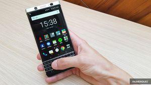 BlackBerry TCL: une inquiétante baisse des ventes et des revenus