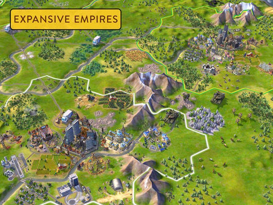 Civilization VI débarque sur iPad dans une version complète