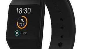 La montre WiMate Prime de Wiko au pied du sapin