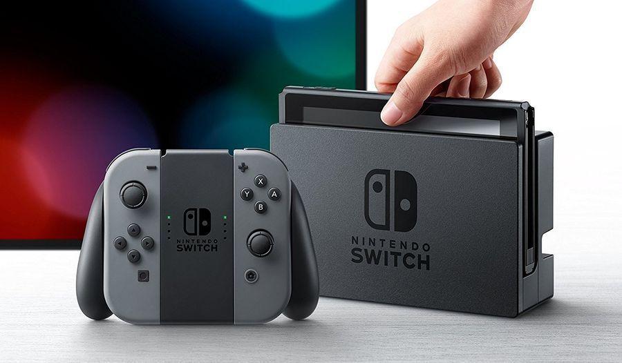 Nintendo Switch: Pas de cartouches de jeu de 64 Go avant 2019