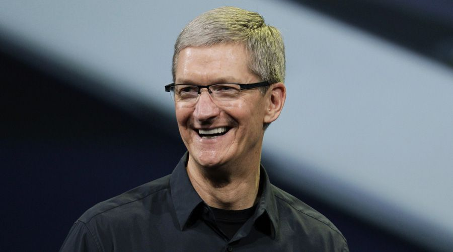 Les performances d'Apple en 2017 profitent au salaire de Tim Cook