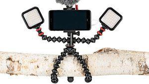 GorillaPod Mobile Rig: le trépied flexible de Joby gagne des bras