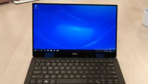 Dell présente son nouvel ultraportable XPS 13, toujours à la pointe