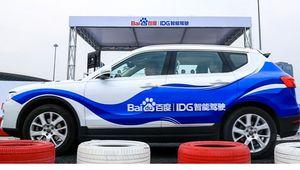 Baidu signe avec QNX BlackBerry pour la voiture autonome