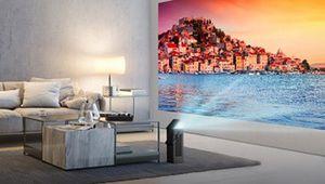 CES 2018 – LG présente un vidéoprojecteur Ultra HD et HDR