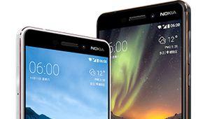 La version 2018 du Nokia 6 est plus petite et passe au Snapdragon 630