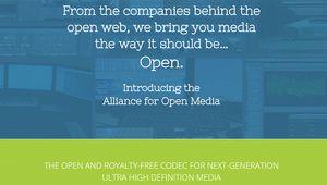 Compression vidéo en ligne: Apple rejoint l'Alliance for Open Media