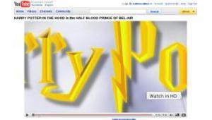 Youtube : pages dédiées et HD