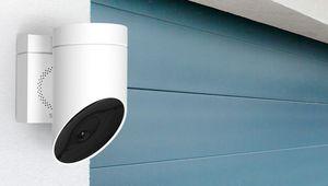 CES 2018 – Somfy Outdoor Camera, un système de surveillance complet