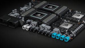 CES 2018 – Nvidia à fond sur la voiture autonome (Xavier, Uber, VW...)