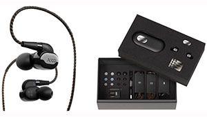 CES 2018 – AKG N5005, des intras haut de gamme au son personnalisable