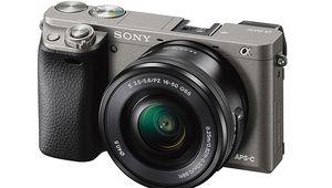 Soldes 2018 – Kit Sony Alpha 6000 + zoom 16-50 mm à 437€
