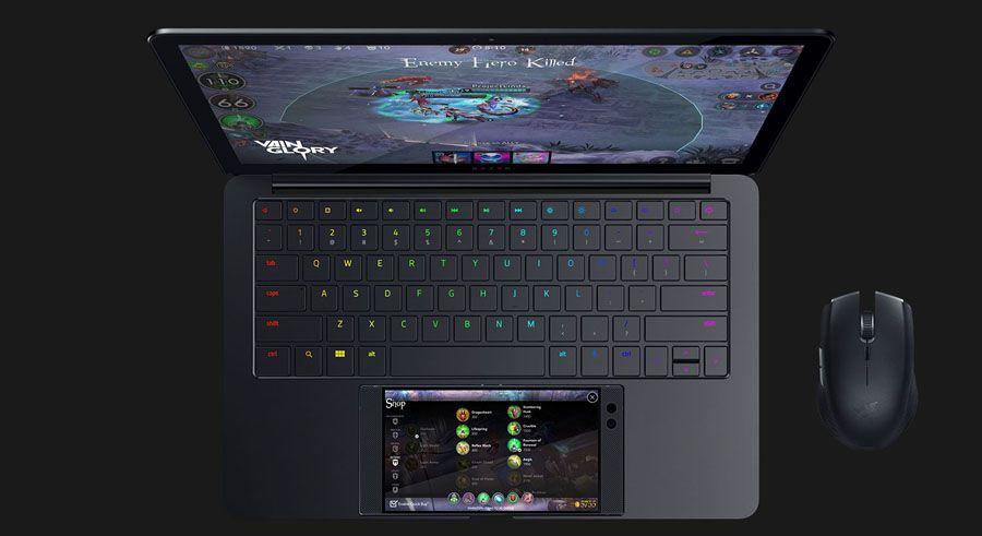 Razer tente l'expérience de transformer son smartphone en ordinateur portable — Project Linda