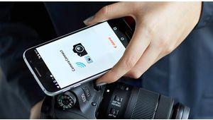 Canonimagine une liaison sans-fil pour APN plus économe en énergie
