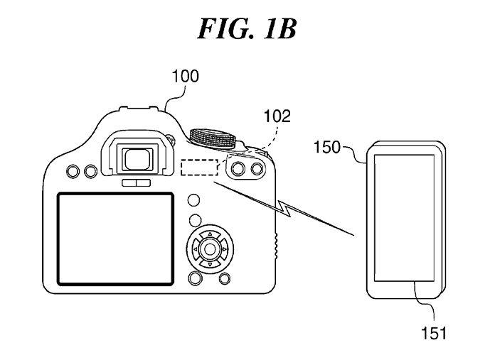 brevet canon connexion sans fil