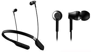 CES 2018 – Audio Technica ATH-DSR5BT, des écouteurs 100% numériques