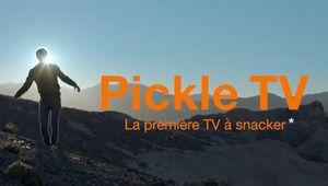 Pickle TV, la nouvelle offre TV d'Orange pour les 15 - 35 ans