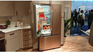 CES 2018 – Les réfrigérateurs connectés vedettes du CES 2018