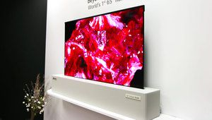CES 2018 – LG Display dévoile un concept de téléviseur enroulable