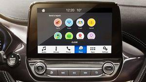 Waze s'invite dans l'info-divertissement Ford