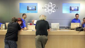 iPhone & batteries : des listes d'attente dans certains Apple Store
