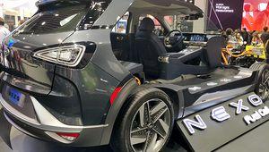 CES 2018 – Hyundai Nexo: la revanche de l'hydrogène