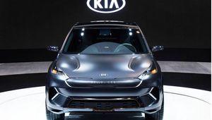 CES 2018 – Kia Nero EV Concept: enfin la version 100% électrique